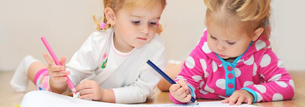 Activiteiten bij de kinderopvang